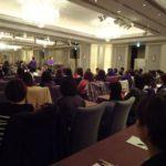 ネリー・グロジャン博士の記念講演会を、セントレジスホテル大阪にて開催しました
